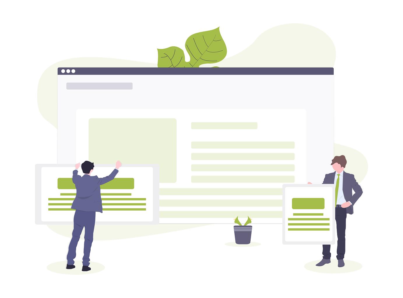 Proceso de trabajo diseño Baja Webmaster